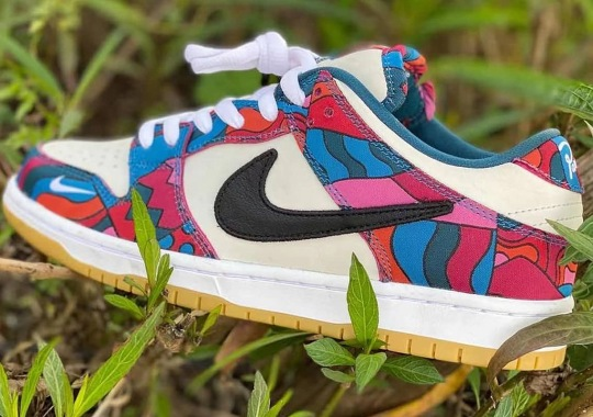 Piet Parra Teases First Look At Upcoming Nike SB Dunk Low