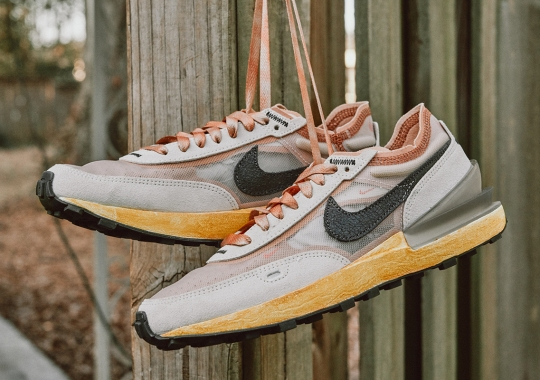 The Whitaker Group Raises $76,333 For Houston Charity Efforts With Nike Waffle One Release