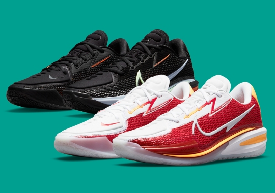 Nike Basketball's Zoom GT Cut To Debut This Spring/Summer