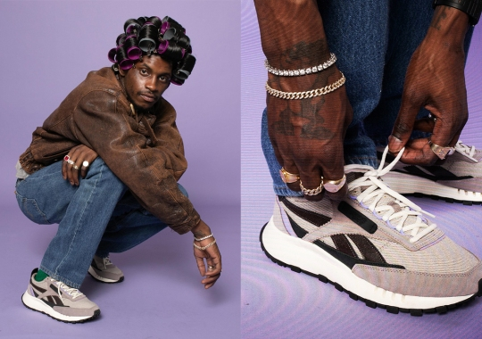 ASAP Nast And Reebok Extend Partnership With A CL Legacy Collaboration