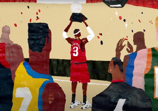"""Allen Iverson Recalls Improbable 2001 NBA All-Star Game Victory, Narrates The Reebok Question """"Why Not Us?"""" Spot"""