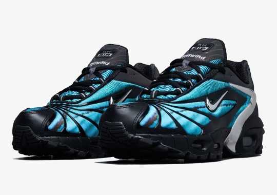 Skepta And Nike Look Towards The Air Max Tailwind V For The Fifth Installment Of SK Air