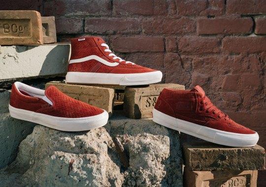 The New Vans Skateboarding And NJ Skateshop Collaboration Celebrates Brick Company Sayre & Fisher