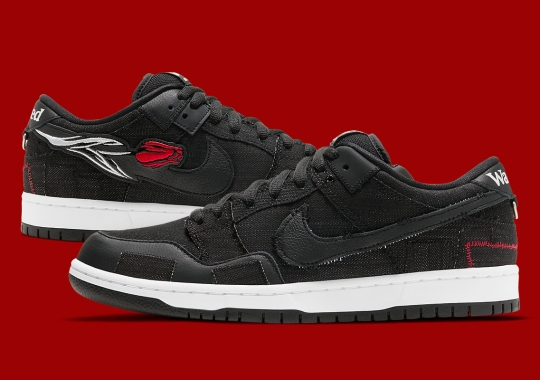 Verdy's Wasted Youth x Nike SB Dunk Low Releases On April 6th