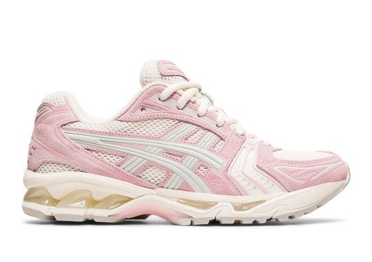 "ASICS To Release A GEL-Kayano 14 In ""Pink Salt"""