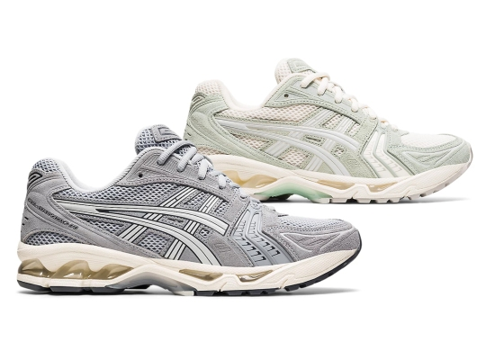 ASICS Gives The Women's And Men's GEL-Kayano 14 A Spring Refresh