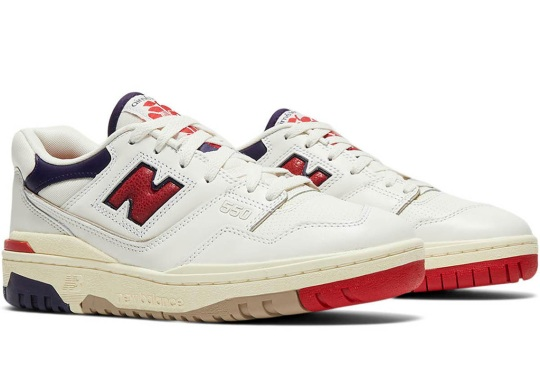 Aime Leon Dore's New Balance 550 Is Re-Releasing This Week