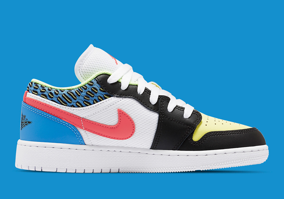 Air Jordan 1 Low DH5927-006 Kids Release Info | SneakerNews.com