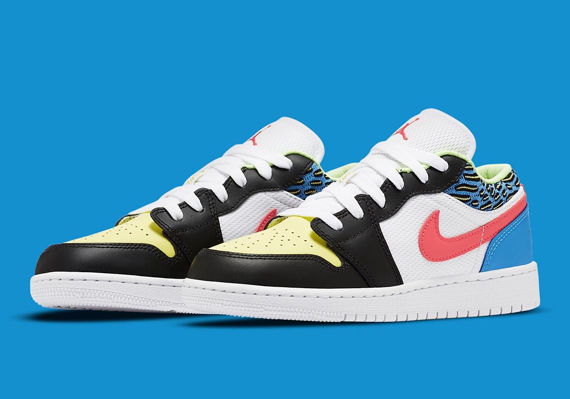 Air Jordan 1 Low DH5927-006 Kids Release Info   SneakerNews.com