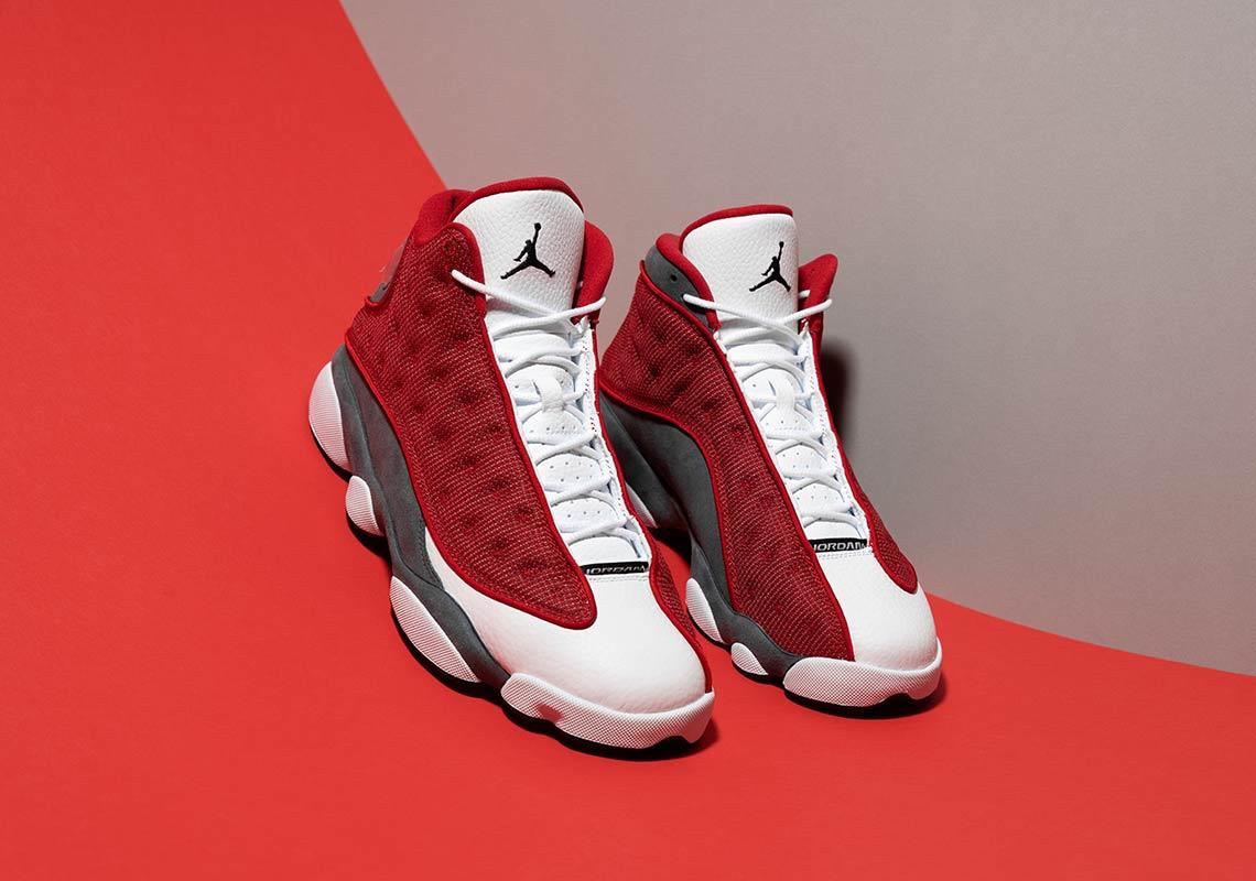 Air Jordan 13 Red Flint DJ5982-600 Release Date | SneakerNews.com