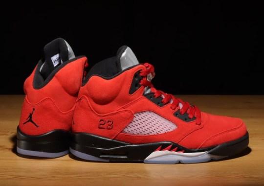 "The Air Jordan 5 ""Toro Bravo"" Releases Tomorrow"