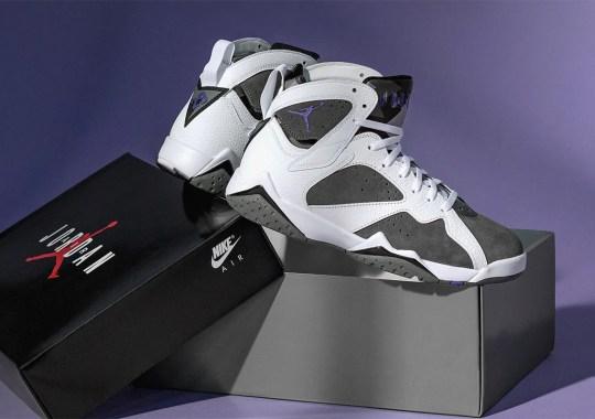 """Where To Buy The Air Jordan 7 """"Flint"""""""