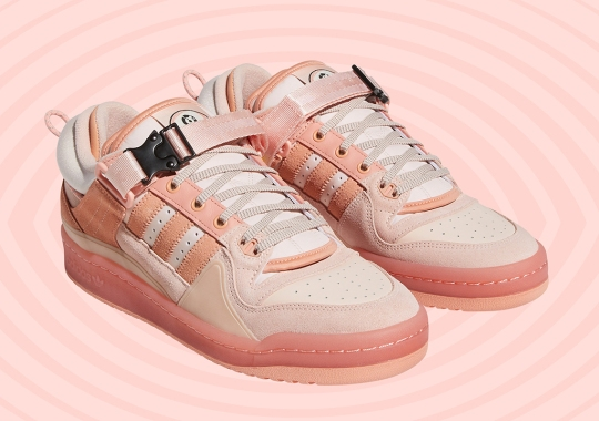 """The Bad Bunny x adidas Forum Buckle Low """"Easter Egg"""" Releases Tomorrow"""