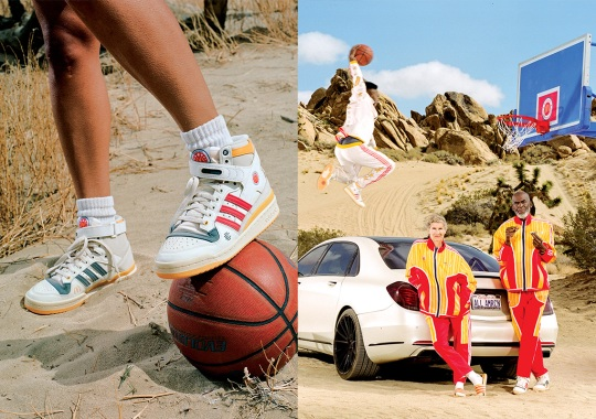 "Where To Buy The Eric Emanuel x adidas Forum '84 Hi ""McDonald's All-American"""