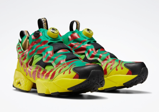 Jurassic Park And Reebok To Drop A Three-Shoe Capsule On May 1st
