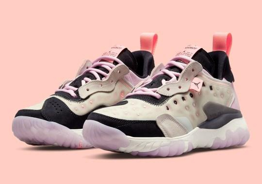 Jordan Brand Is Launching Women's Colorways Of The Delta 2