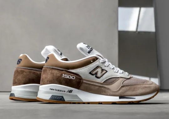 """New Balance's """"Desert Scape"""" Pack Starts With A Sandy 1500"""