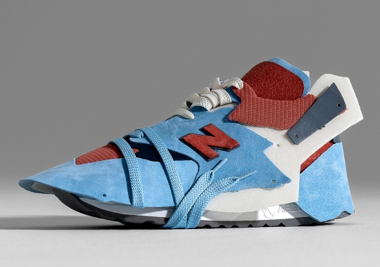 """Sustainably Constructed New Balance 998s Return For The Brand's Second """"MADE Responsibly"""" Collection"""