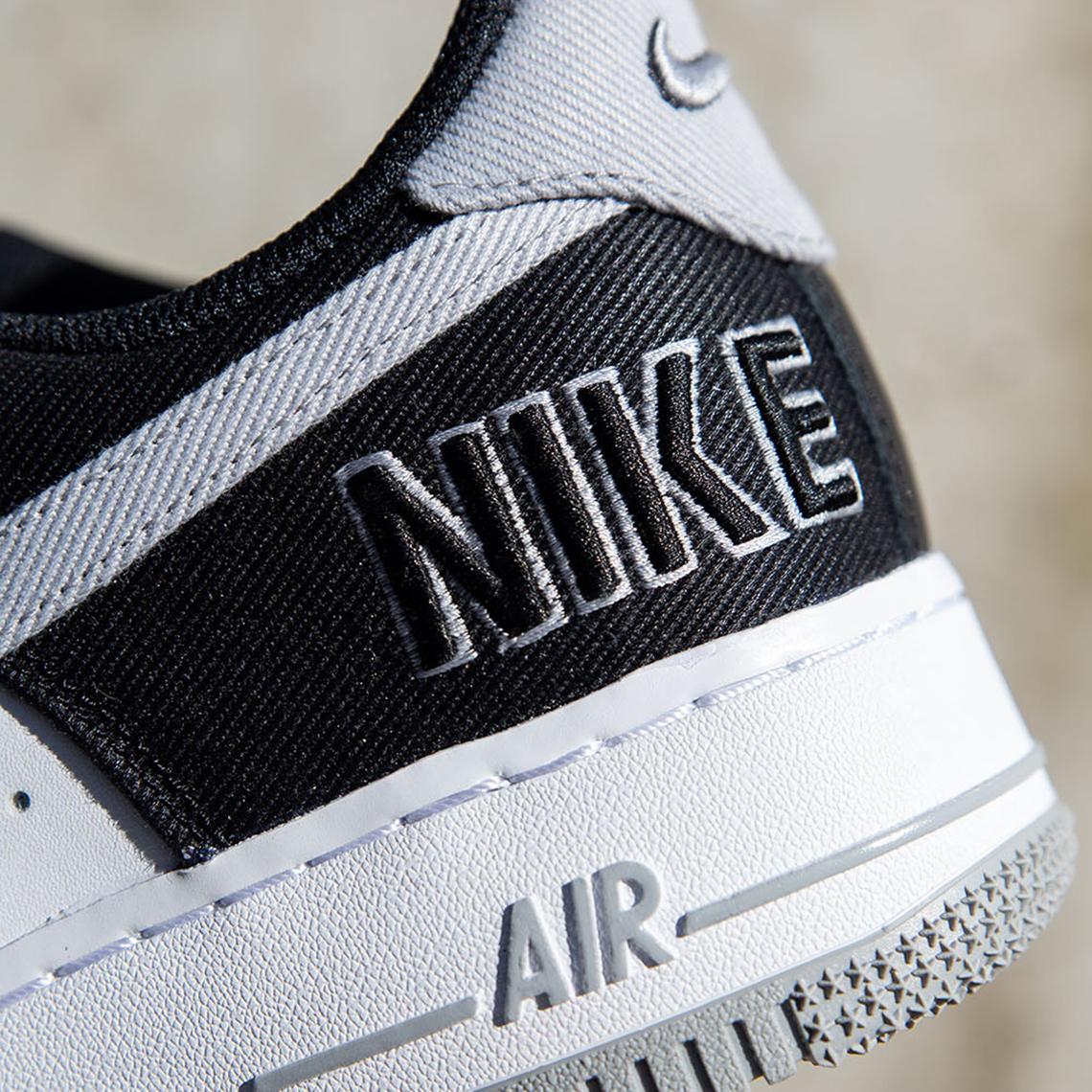 Nike Air Force 1 LV8 EMB CT2301-001 Release Date | SneakerNews.com