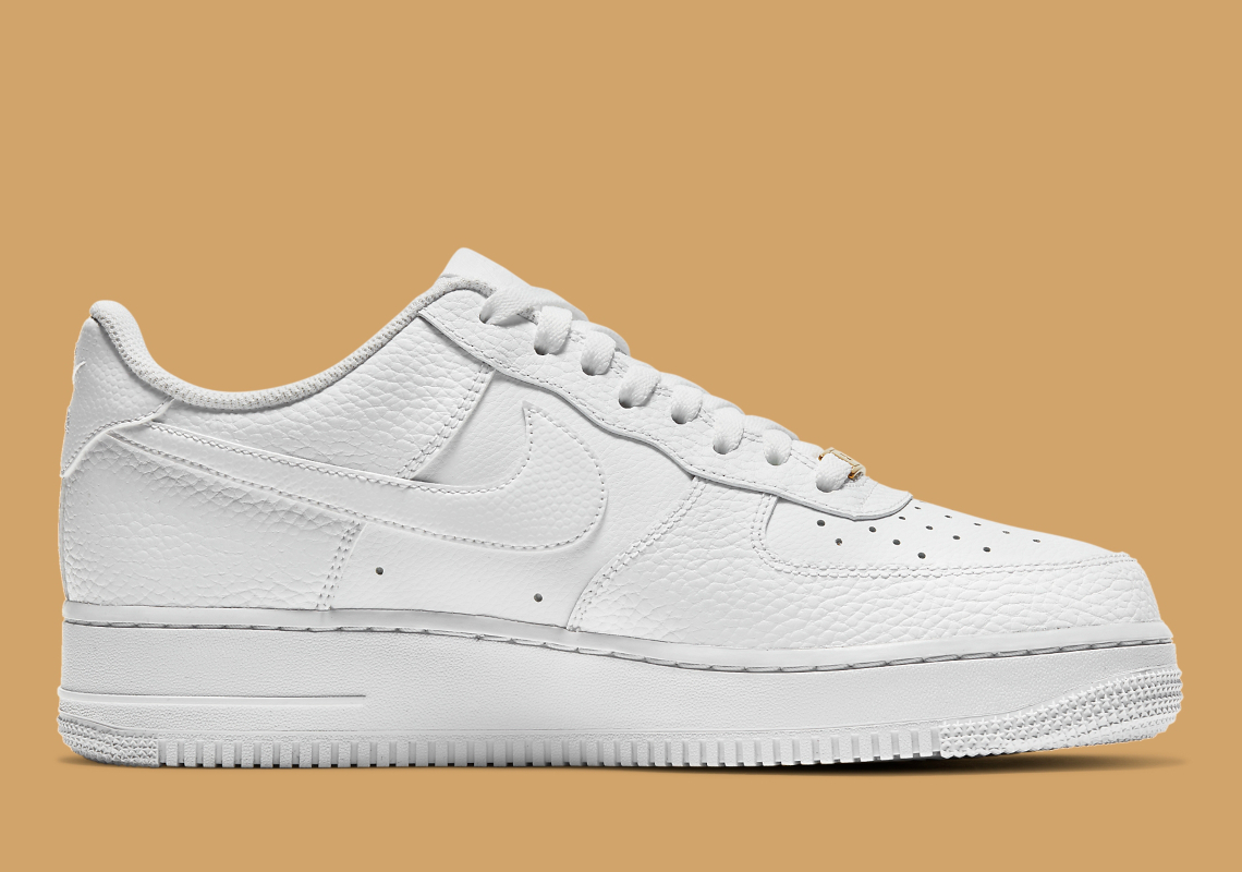 Nike Air Force 1 Low White CZ0326-101 Release | SneakerNews.com