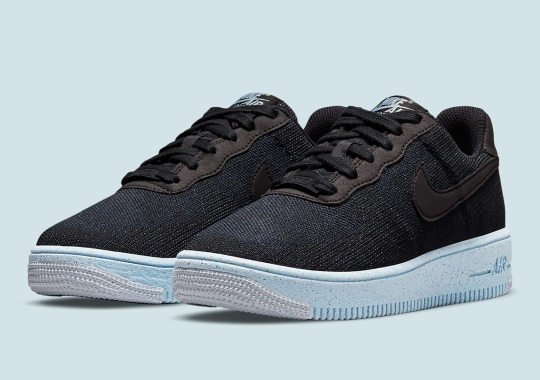 Nike Air Force 1 Crater Flyknit Set For May 13th Debut