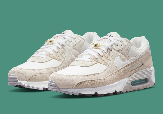 "The Nike Air Max 90 Joins The ""First Use"" Pack"
