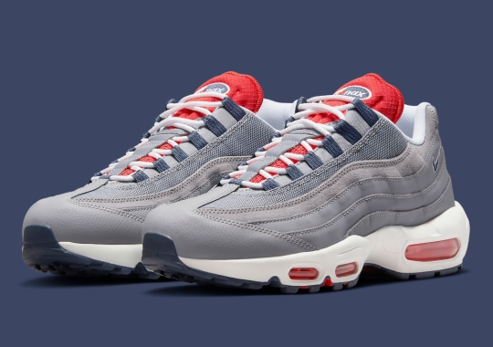 New England Patriots Fans Will Love This Nike Air Max 95