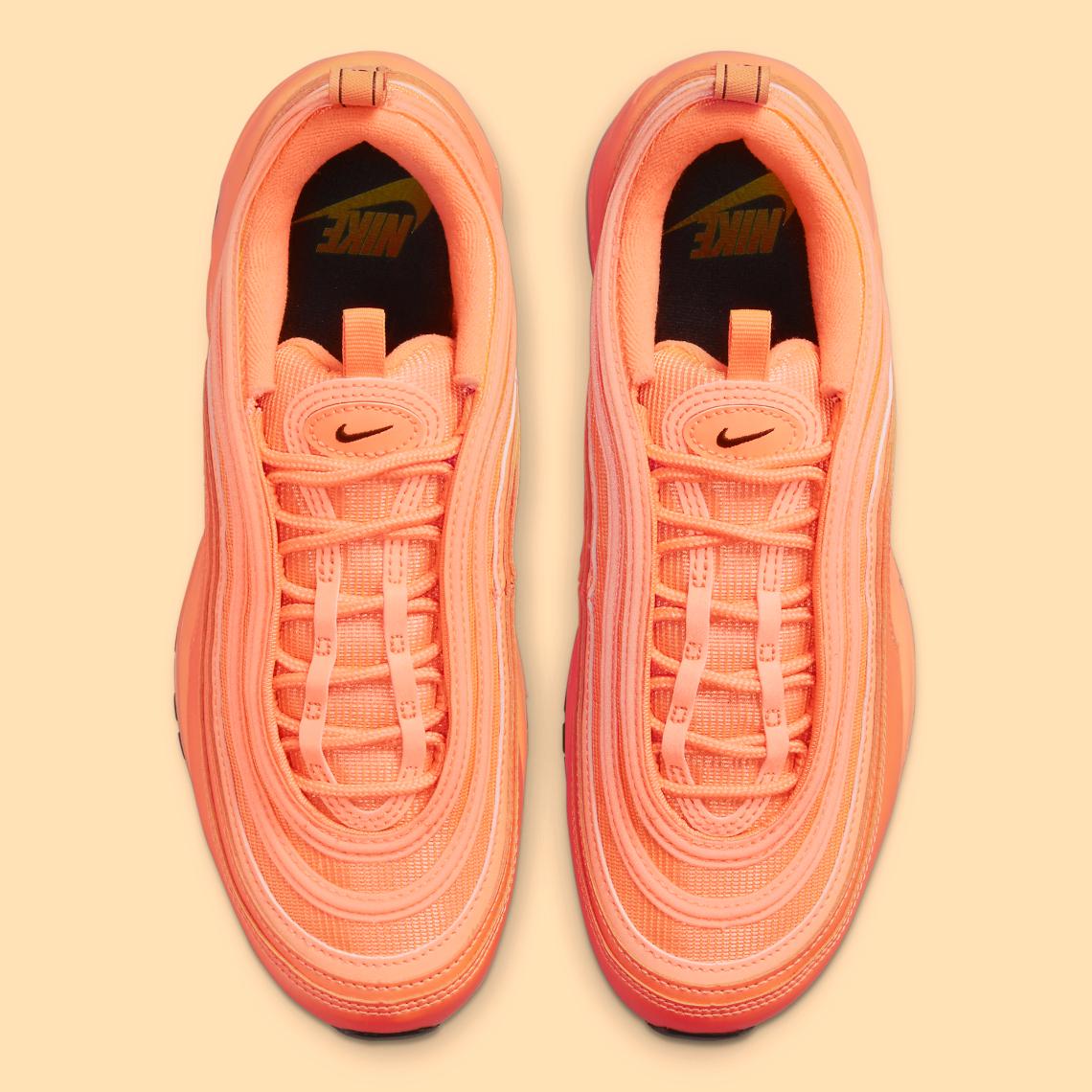 Nike Air Max 97 Orange Black DM8338-800 | SneakerNews.com