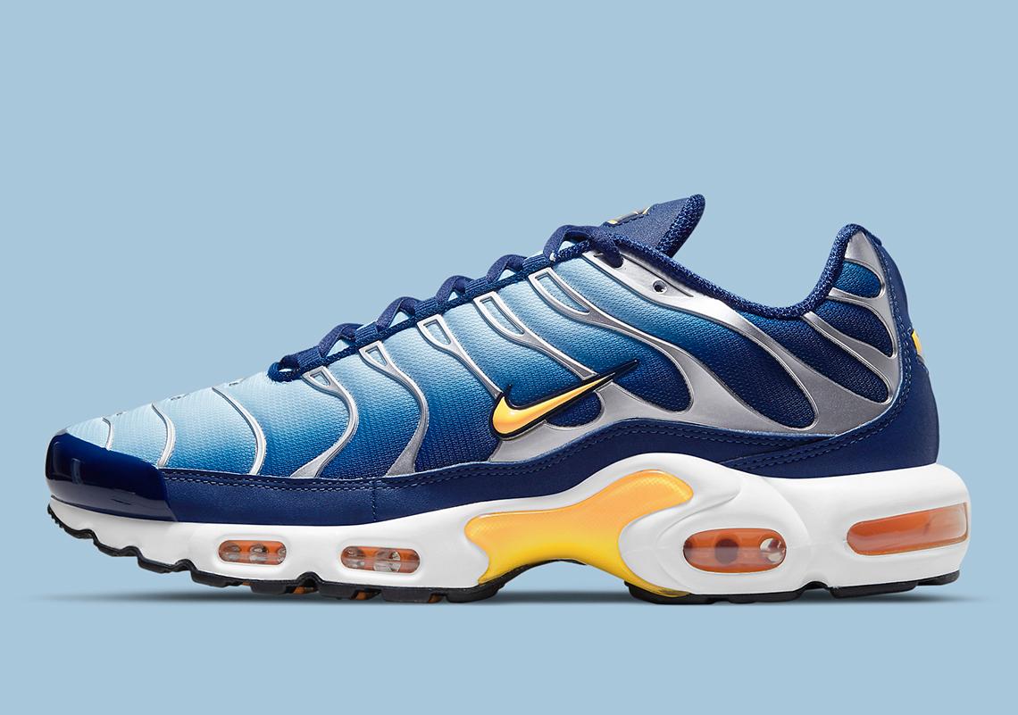Nike Air Max Plus DM3530-400 Release Info | SneakerNews.com
