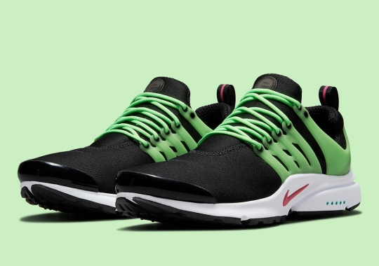 "The Nike Air Presto Prepares A New ""Green Strike"" Colorway"