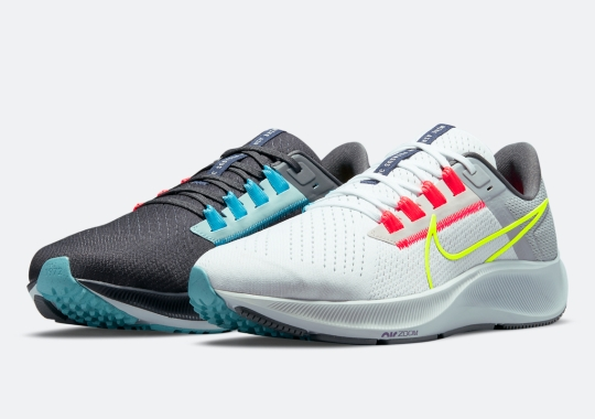 """Nike Gets """"Greedy"""" With The Pegasus 38"""