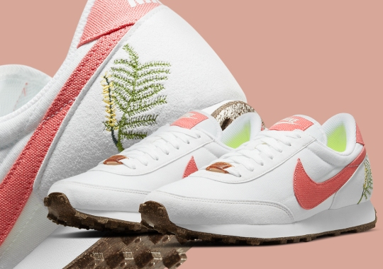 Nike's Daybreak Joins The Plant-Based Pack With Catechu