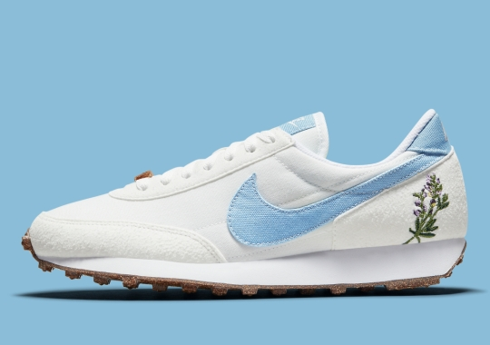 Nike Expands Its Plant Dye-Themed Garden Of Sneakers With The Daybreak