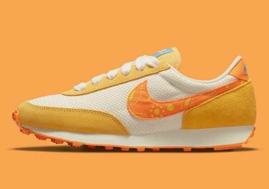 Bandana Prints Appear On This Summery Nike Daybreak