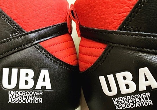 UNDERCOVER And Nike Present UBA Concept With The Dunk High