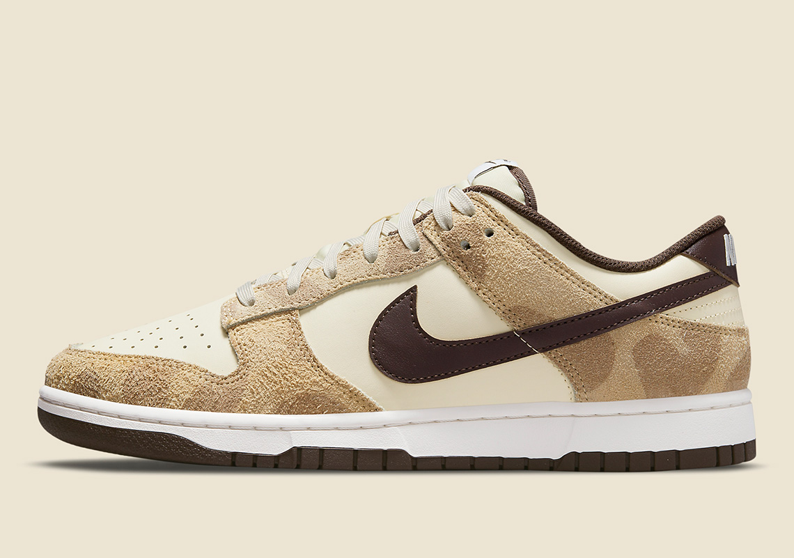 Nike Dunk Low Animal Pack DH7913-200   SneakerNews.com