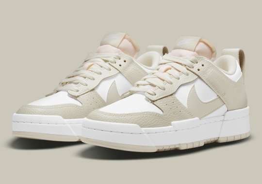 """The Nike Dunk Low Disrupt Is Coming In """"Sea Glass"""""""