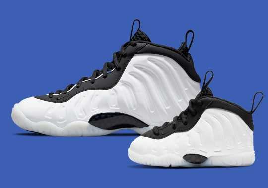 """The Nike Little Posite One """"Home"""" Is Releasing In Full Family Sizes"""