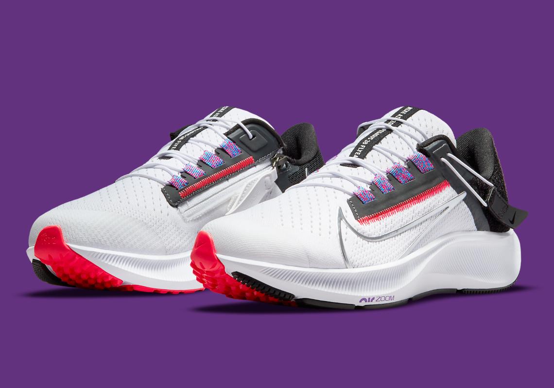 Nike Air Zoom Pegasus 38 FlyEase DA6698-101 | SneakerNews.com