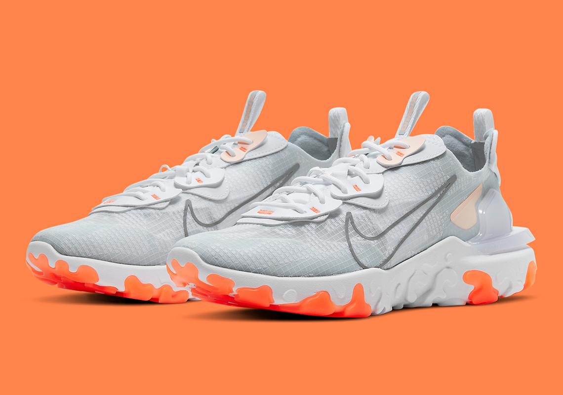 Nike React Vision CZ2199-100 Release Info | SneakerNews.com