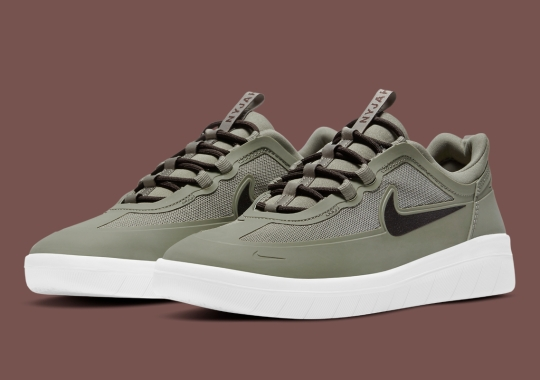 "The Nike SB Nyjah 2 Appears In ""Light Army"""