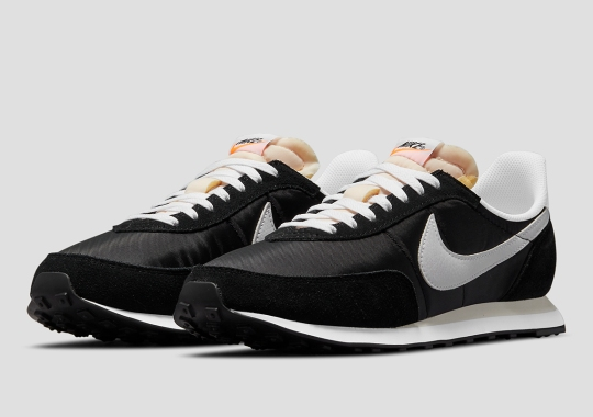 Nike Brings Out The Waffle Trainer 2 In Classic Black And White