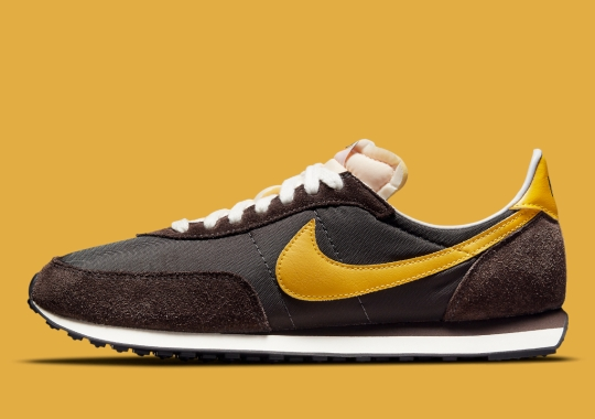 "The Nike Waffle Trainer 2 SP ""Velvet Brown"" Launches On May 1st"