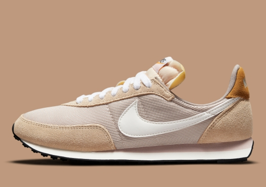 """The Nike Waffle Trainer 2 Appears In """"Sand"""""""