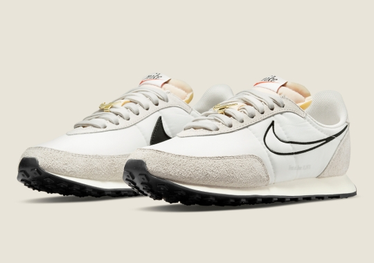 This Nike Waffle Trainer II Calls Back To The Origin Of The Swoosh Logo