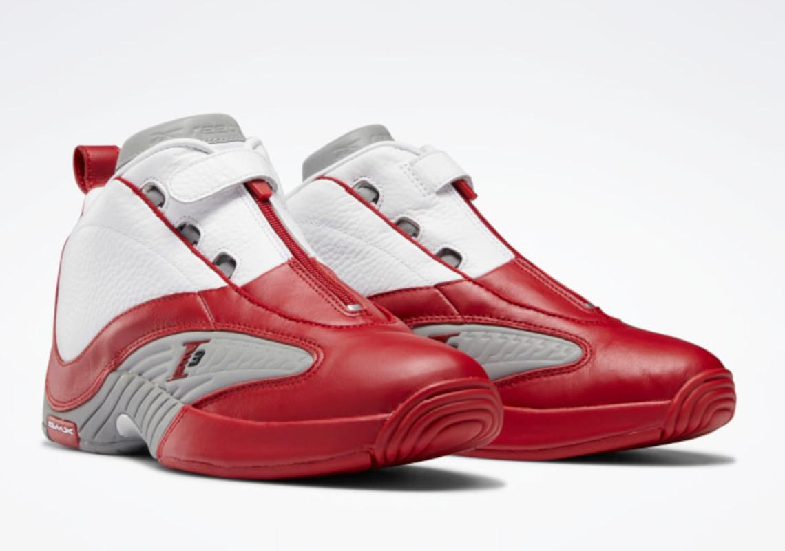 Reebok Answer IV OG Red FY9690 Release Date | SneakerNews.com