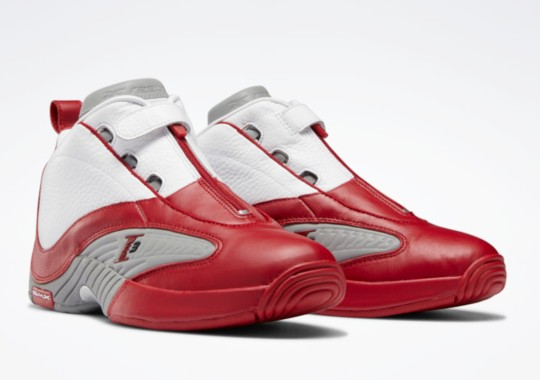 The Reebok Answer IV OG Officially Releases At Midnight