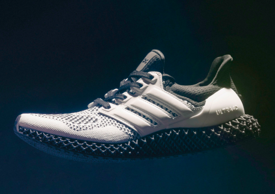 """SNS Revives Its """"Tee Time"""" On The adidas Ultra 4D"""
