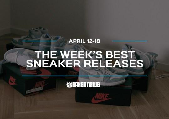 """The Air Jordan 1 """"Hyper Royal"""" Leads This Week's Best Releases"""