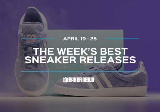 "The AJ11 Low ""Legend Blue"" And The adidas Campus ""Towelie"" Lead This Week's Best Releases"